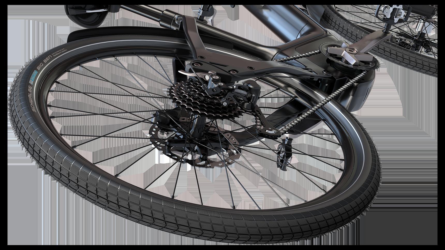 Boostbike 3.0 Sähköpyörä